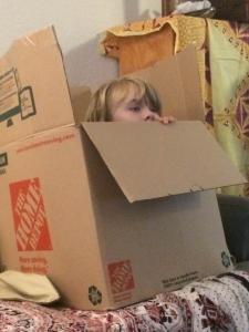 S in a box